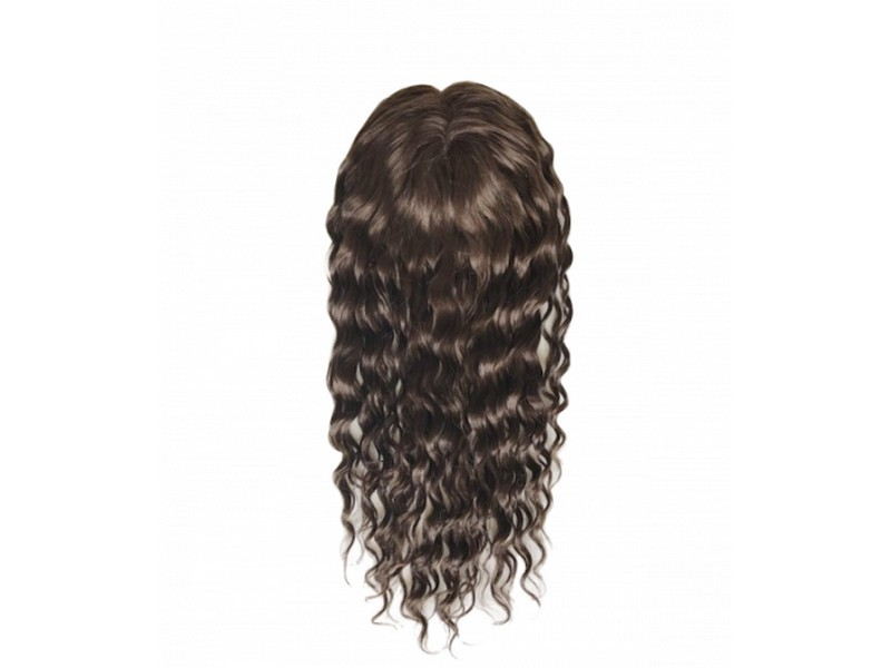 Lightly Wavy Human Hair 70 To 75cm 2