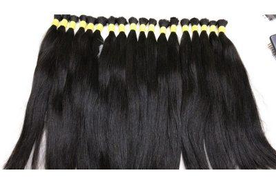 Natural Straight Human Virgin Hair 75 Cm Best virgin human hair extension 2