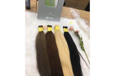 Natural Straight Human Virgin Hair 75 Cm Best virgin human hair extension 3