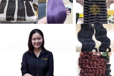 TOP 5 BEST SELLING HAIRSTYLES IN K-HAIR_Contact Infor