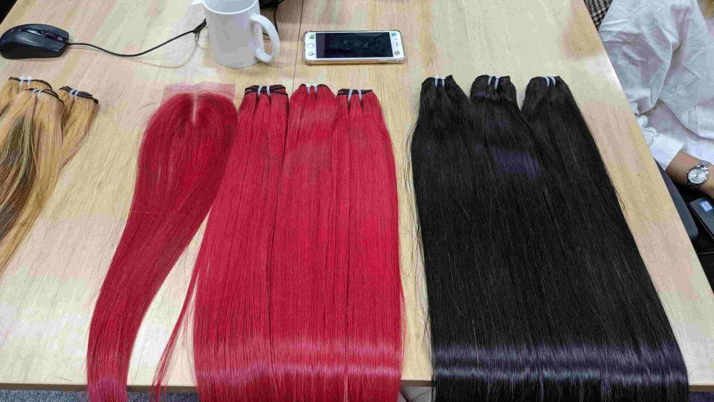 Vietnamese Super Double Bone Straight Hair Extension_Hair By K-Hair