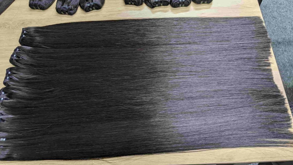 Vietnamese Super Double Virgin Hair Extension_Best Quality From K-Hair