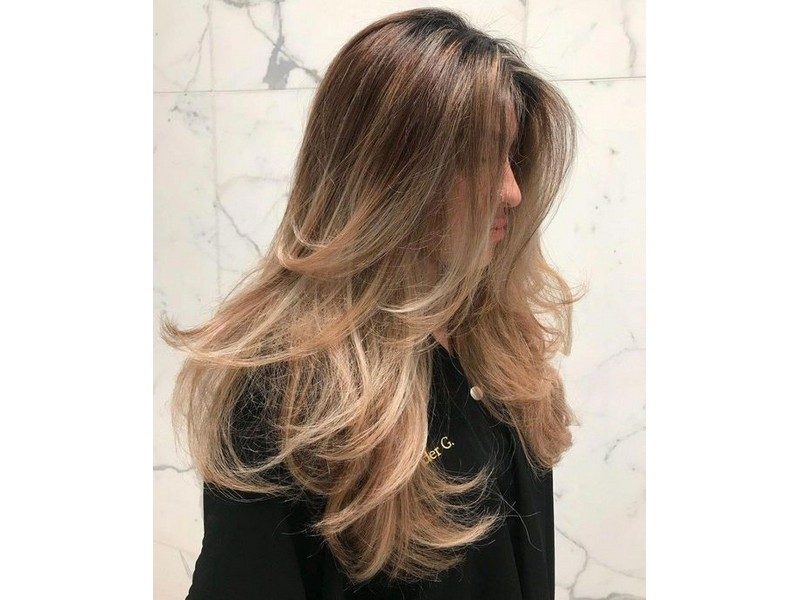 layer hairstyles for long hair