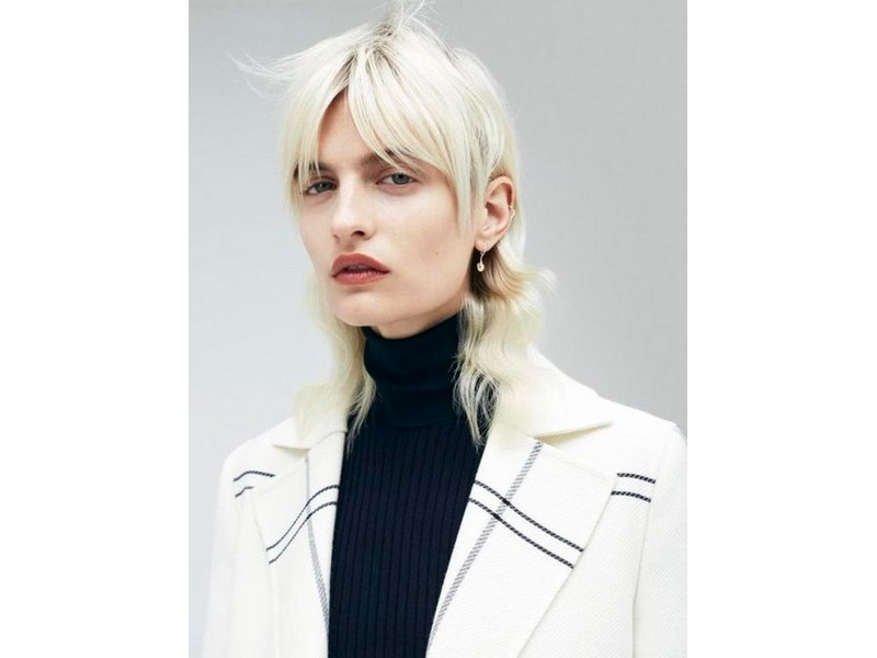 mullet hairstyles for long hair