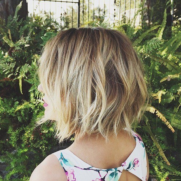 blond hairstyles for thin hair
