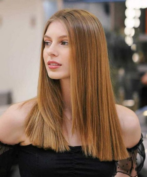 blunt hairstyles for thin hair 2