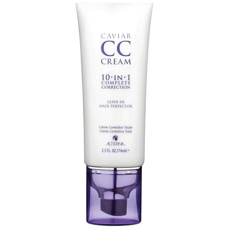 Alterna CC Cream Leave-In Hair Perfector - Best Leave-In Conditioners.