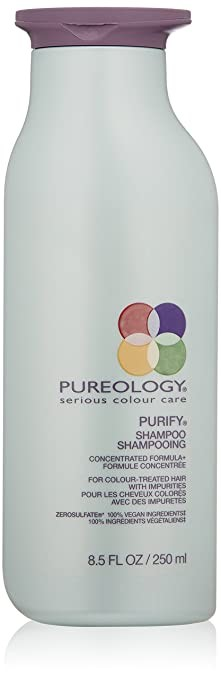 Pureology Purify Colour Care Shampoo - Best Shampoos For Greasy Hair