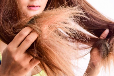 care for dry hair