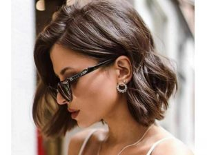 The Bob. - Effortless Pretty Curly Hairstyles.