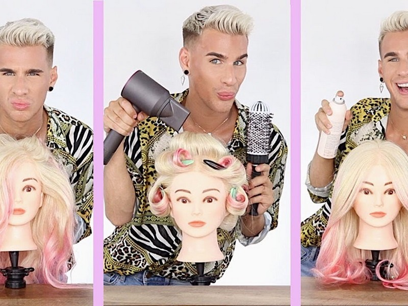 Brad Mondo - Famous Hairstylists On YouTube For Informative Contents