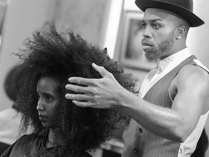 #4 Instagram Hairstylists To Follow: Vernon Francois