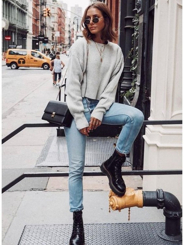 Accessories No 1: Chunky Boot