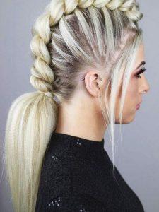 badass hairstyles