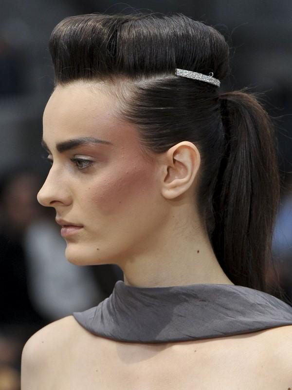 Badass Hairstyles No 4: The Punk Pomp