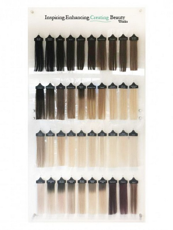 Beauty Works Double Hair Set Clip-In Extensions - Clip-In Hair Extensions With Wide Shade Range.
