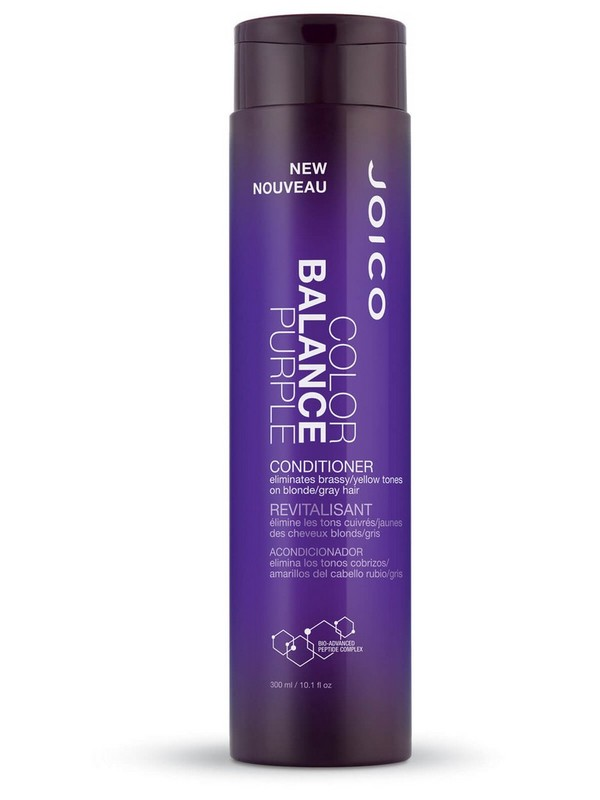 Joico Color Balance Purple Conditioner - Best Conditioners For Bleached Hair