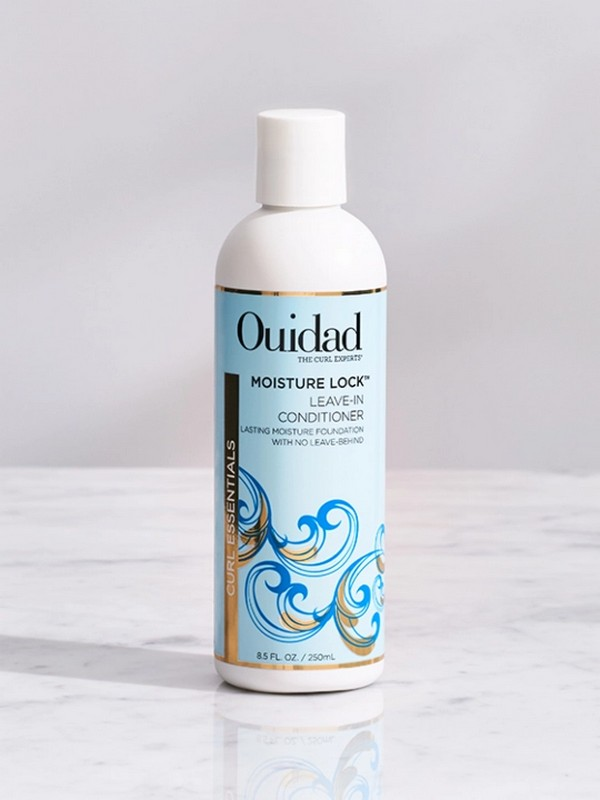 Ouidad Moisture Lock Leave-In Conditioner - Conditioners For Curly Hair And Lazy Girls