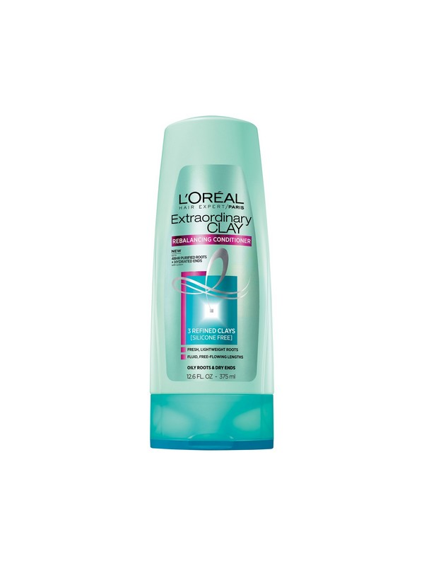 L'Oreal Paris Extraordinary Clay Conditioner - Conditioners For Oily Hair That Have Split Ends