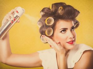 What You Will Need To Curl Your Hair With Rollers