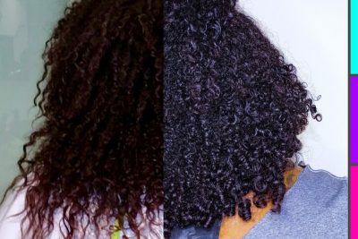 Why You Need To Dry Curly Hair Properly