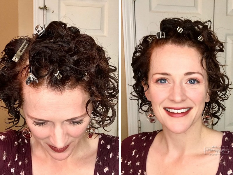 Ways To Dry Curly Hair Properly