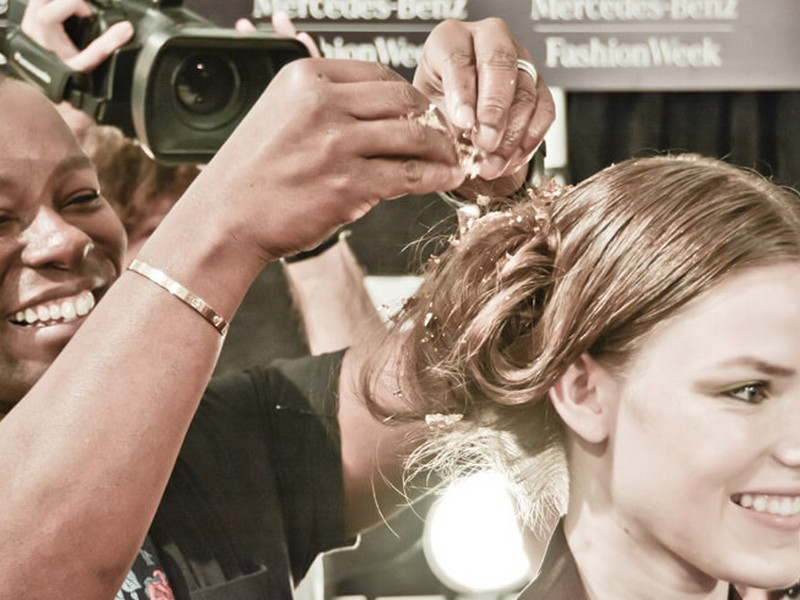 Ted Gibson - Inspirational Famous Celebrity Hairstylists