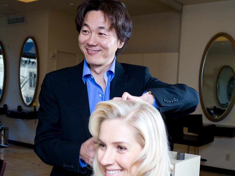 Hiro Haraguchi - Japanese Most Famous Hairstylists
