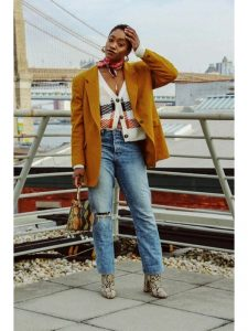 Yolande Macon - Fashion Influencers With The Most Versatile Looks