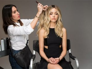 female hairstylists