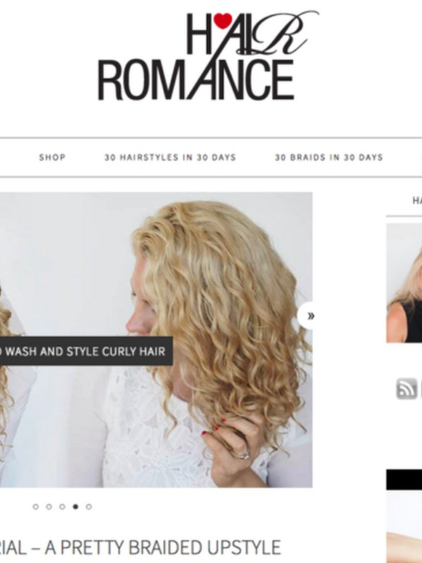 Hair Romance - Hair Bloggers To Follow For Awesome Hairstyles