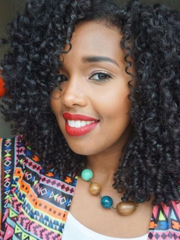 Zeinab - Hair Bloggers To Follow For Natural Curls