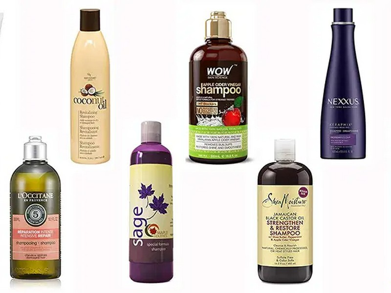 Use The Right Products - Basic Hair Care Tips
