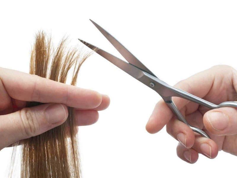 Trim Your Hair Regularly - Hair Care Tips For Healthier Hair