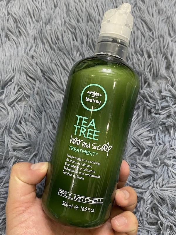 Paul Mitchell Tea Tree Hair And Scalp Treatment Unisex - Hair Masks For Fine Hair And Oily Scalp