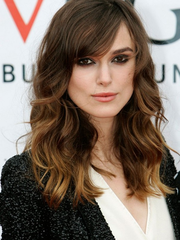 Wavy - Glamorous Hairstyles For Square Faces