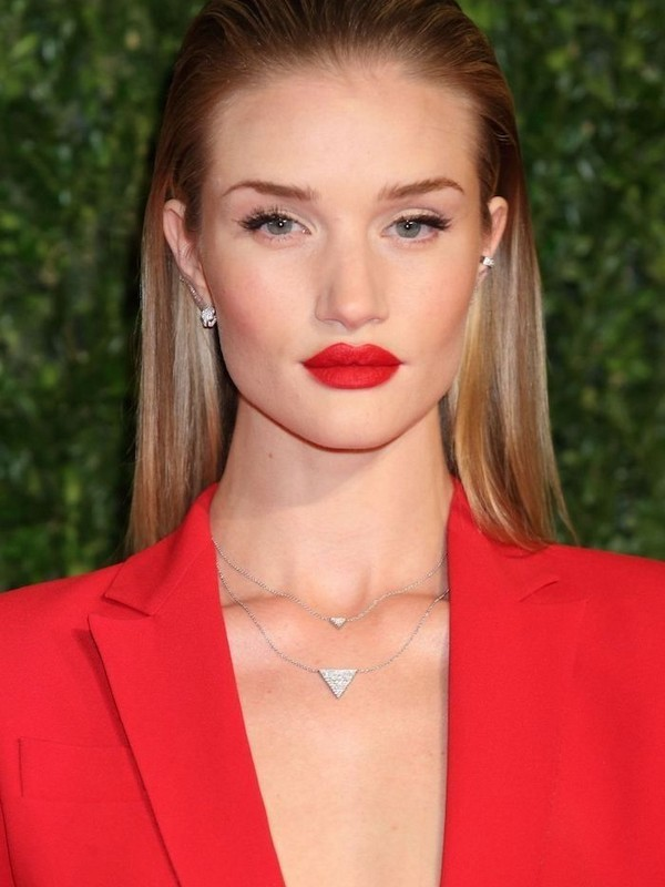 Slicked Back - Chic Hairstyles For Square Faces