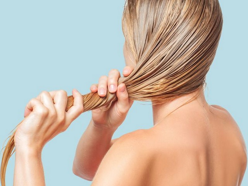 Tip #3 To Care For Your Heat Damaged Hair: Hydrating Your Hair