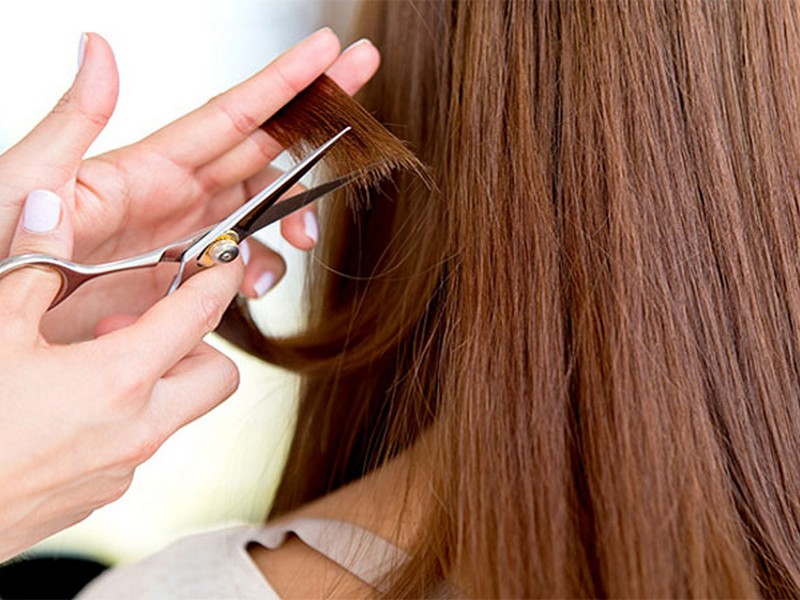 Tip No 8 To Maintain Color For Your Hair: Trim It Regularly