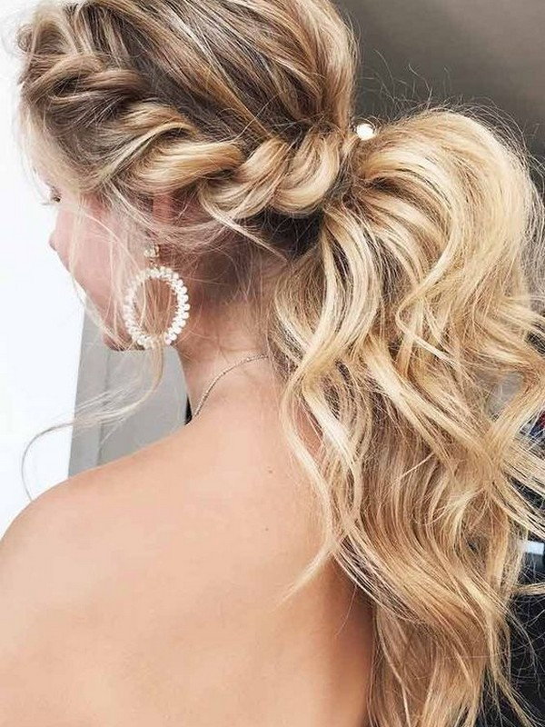 Braid With Ponytail - Easy Way To Make Your Braids Cooler