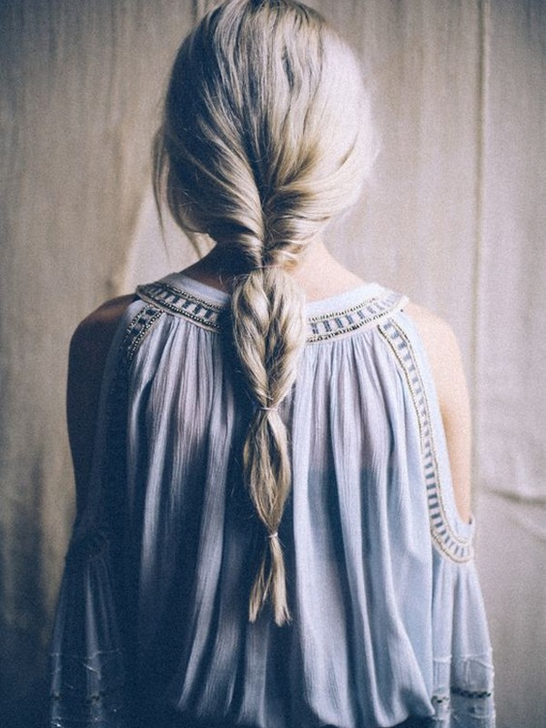 Faux Fishtail - Super Chic Way To Make Your Braids Cooler