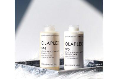 Olaplex No. 4 Bond Maintenance Shampoo And Conditioner - Shampoo And Conditioner Combos For Bleached Hair