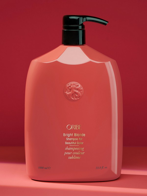Oribe Bright Blonde Shampoo - Best Color-keeping Shampoos For Bleached Hair