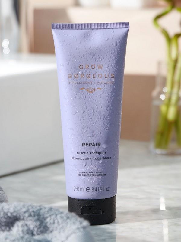 Grow Gorgeous Repair Rescue Shampoo - Best Budget Shampoos For Bleached Hair