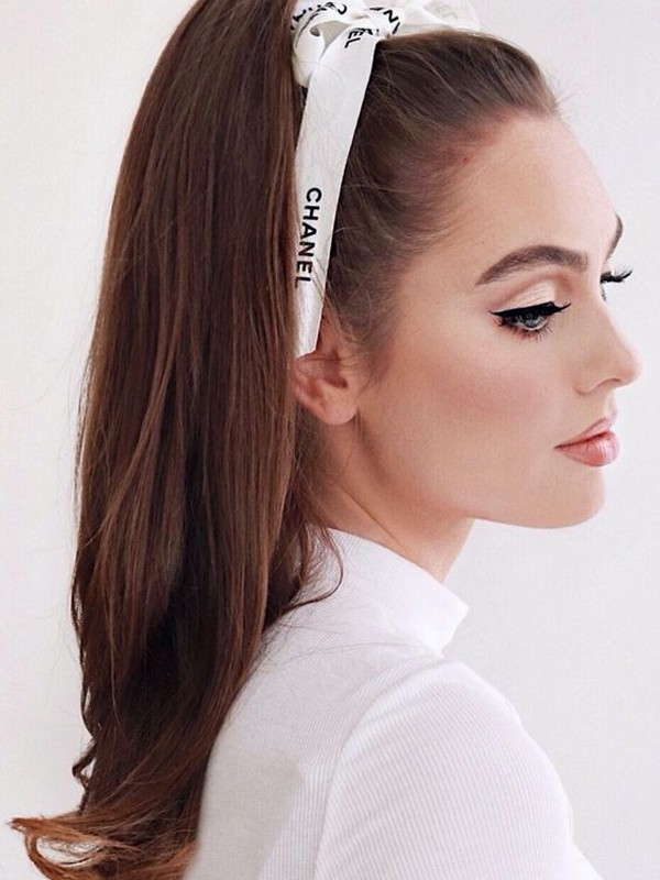 High Or Low - Easy Way To Style Your Ponytail