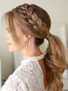 Braids - Fun Way To Style Your Ponytail