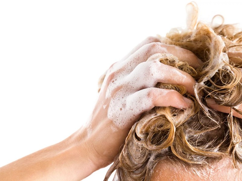 Tip #1 To Take Care Of Bleached Hair: Less Washing Will Do Your Hair Better