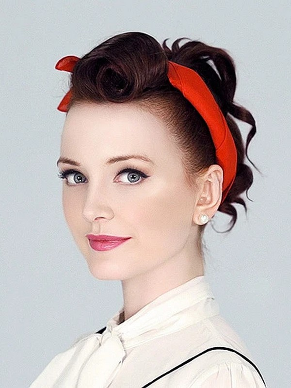 Tips For The Perfect Victory Rolls