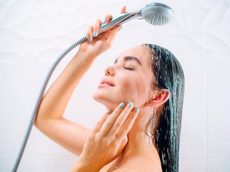 Tip No 6 To Prevent Tangling: Rinse With Cold Water