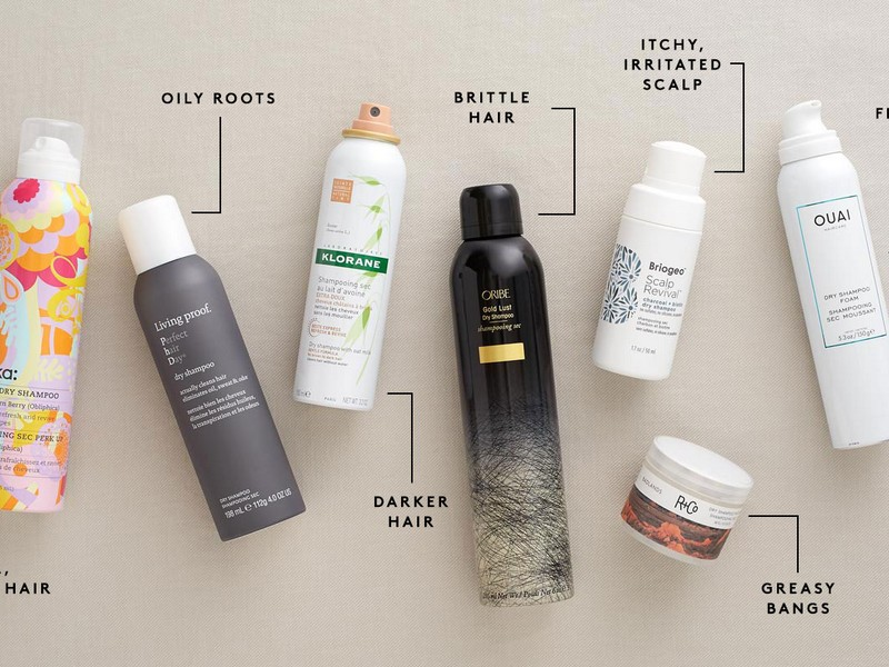 Tips #4 To Add Volume To Your Hair: Dry Shampoo